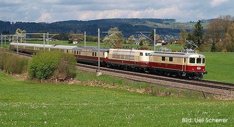 Treni in Europa