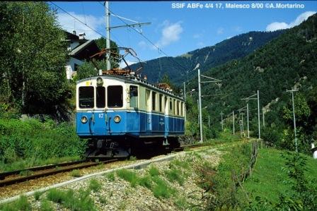 SSIF - FART Ferrovia Vigezzina