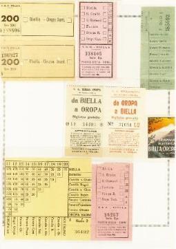 TBO - Biglietti e titoli di viaggio