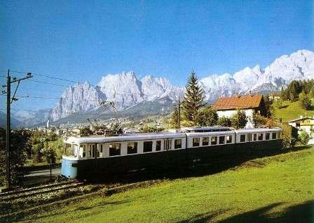 SFD - Ferrovia delle Dolomiti