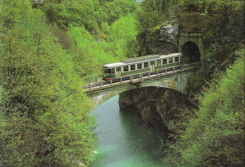 FTMM - Ferrovia Trento-Malè-Mezzana