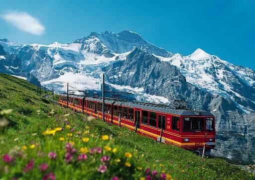 JB - Jungfraubahn