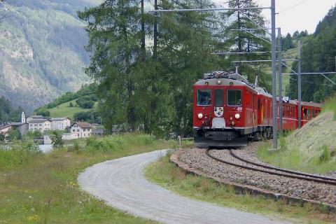 RhB - Ferrovia retica