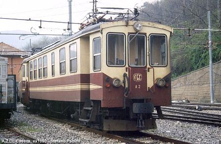 FGC - Ferrovia Genova-Casella