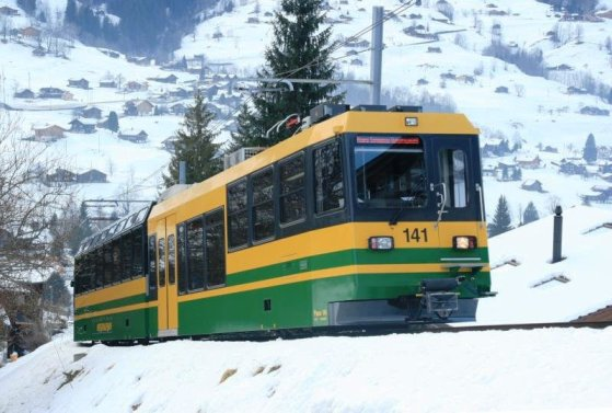 WAB - Wengernalpbahn